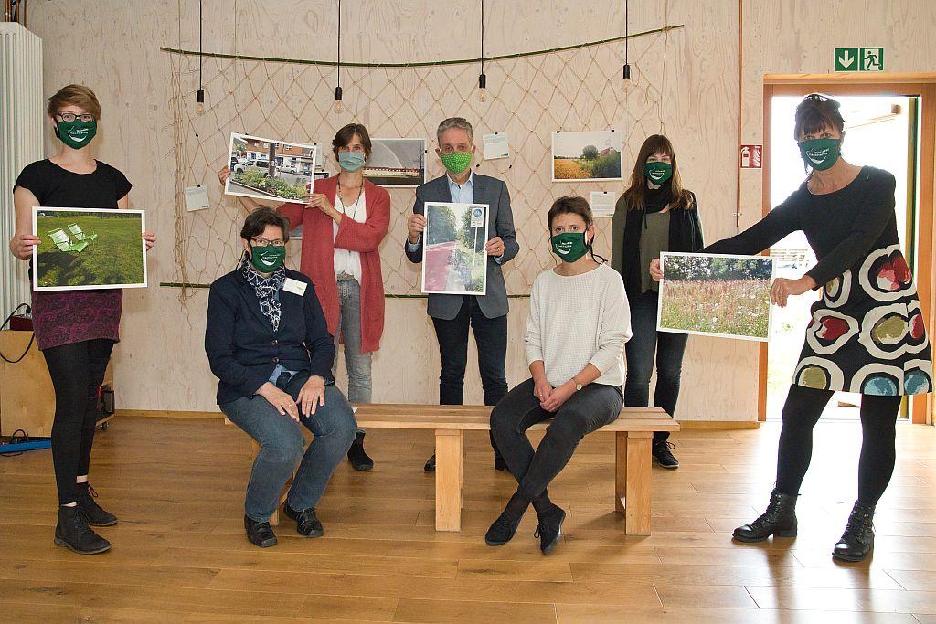 "Auftakt der Fotokampagne ""Lebensräume - Lebensträume"" im Kulturquartier"